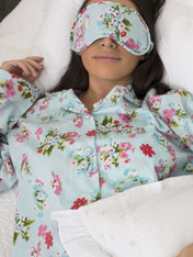 Pack of 2 Ariana Blue Sleep Mask