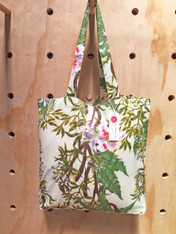 Bamboo Print Lightweight Cotton Bag - Pack of 2 (sold out)