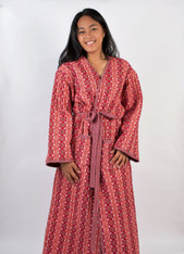 Eva Quilted Robe - Limited Quantity NEW!