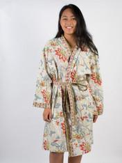 Alysha Short Kimono