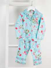 Ariana Blue Girls' PJ Set Pack of 4
