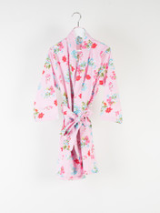 Arina Pink Girls Kimono/Robe Pack of 4