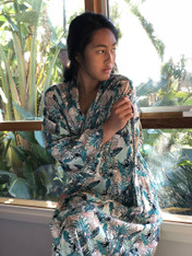 A Leaf Green Kimono (SOLD OUT)
