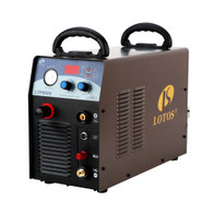 """Pilot Arc Plasma Cutter 220V IGBT 80Amp LTP8000 for Thicker 1"""" Metals Stainless Steel, Mild Steel and Aluminum"""