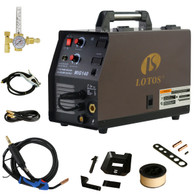 CT520D Pack of 9 LTPDC2000D Lotos Technology TA01 Accessories and Consumables Kit for Welders TIG200