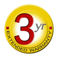 3 Year Extended Warranty for CT520D