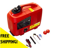 Power Generator Digital Inverter SF2000E Quiet 2000W Portable Generator (Final Sale, Sale As Is)