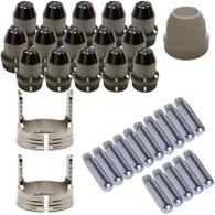 Lotos PCS33 Plasma Cutter Consumables Sets for Brown Color LTP5000D and Brown Color LTPDC2000D (33)
