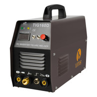 160A DC Tig Welder with DC Stick/Arc Welding Machine, IGBT