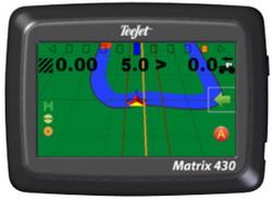 TeeJet Kit, Matrix 430, GLONASS, RXA-30 Antenna, US Lighter Connector | GD430-GLO-R30-L