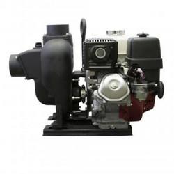 "Banjo 3"" Cast Iron Pump, 8 HP Honda® Engine, Electric Start &Pull Rope | 300PIH-8"