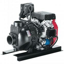 Banjo Gas Driven 24 HP Honda 4 Inch Cast Iron | 444PIH24