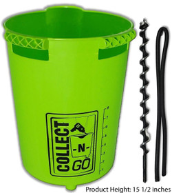 Collect-N-Go Soil Sample Collection Kit with Auger | CNG-KIT