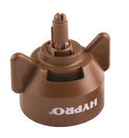 Hypro Guardian Air FastCap 110° Spray Tip, Brown   FC-GA110-05