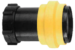 Dura Female Coupling Dry Poppet for N-Serve Systems | DP-C4010N