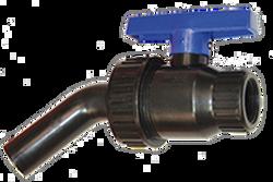 Dura 1″ Ball Valve Nozzle | DP-N4002 AG