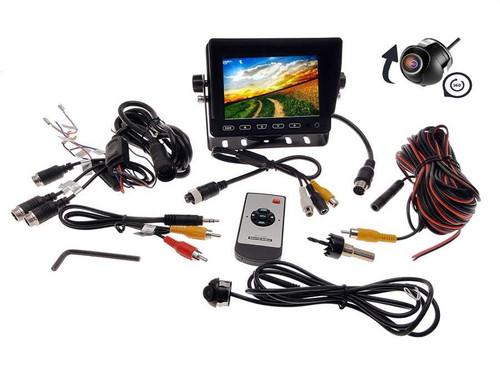 "Camera Source 5"" Commercial Grade Monitor, Universal   CS-5UABC"