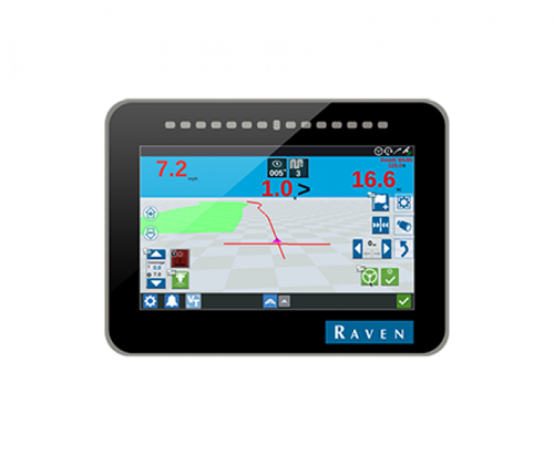 Raven Precision CR7 Field Computer with 500S GPS | 117-2295-001UN