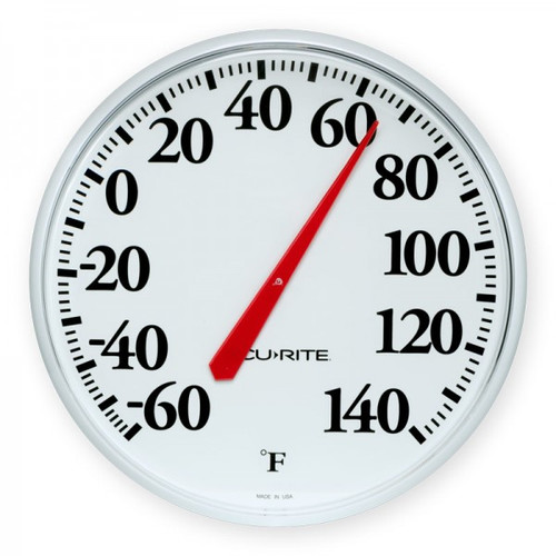 Acurite 12.5-inch Fahrenheit or Celsius Thermometer | 01360A1