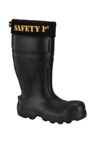 Ultralight Men's Safety & Work Boots, Black   SAFE1