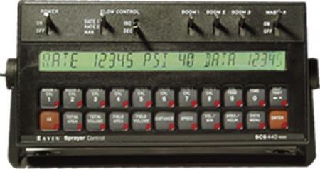 Raven Industries SCS 450 Spray Control Console - 6 Boom | 063-0171-220