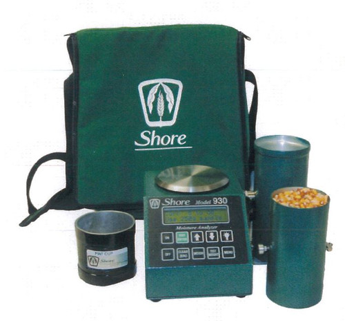 Shore 930 Portable Moisture Tester Package | SS930-PKG