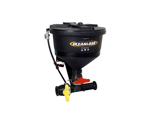 Hypro 3376 Series 7gal Cleanload Chemical Eductor,  Right Hand   3376-1170