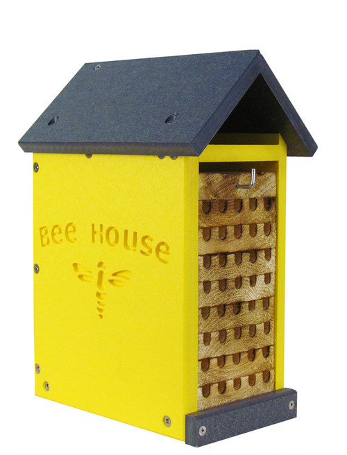 JC's Wildlife Small Poly Bee House   BEE-1