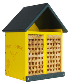 JC's Wildlife Large Poly Bee House | BEE-2