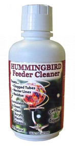 JC's Wildlife Care Free Enzymes Hummingbird Feeder Cleaner, 16oz | CFHC16