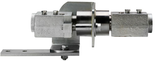 "Continental 1-1/4"" Full Port Swing Valve Coupler 