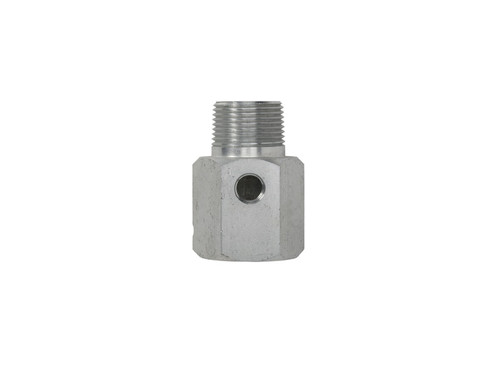 "Continental NH3 1"" Bleeder & Gauge Adapter 