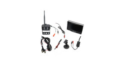 "Vision Works 5"" Digital Wireless Camera System 