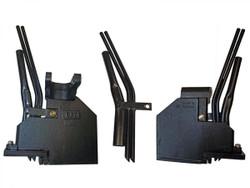 "Yetter 10,000 Magnum RH knive with Liquid & Dual Vapor 3/8""  & 3/4"" Single Tube Kit | 2987-043-R"