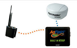 Ag Leader InCommand 1200 GPS 6500 Display Bundle | 4100267