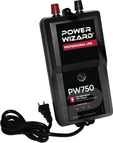 AgraTronix .75 Joule - Low Impedance Fence Energizer | PW750