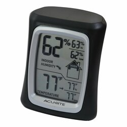 Acurite Temperature & Humidity Indoor Monitor | 00325A1