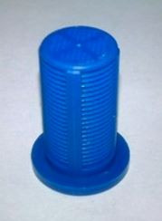 Hypro 50 Mesh Flanged Nozzle Tip Strainer, Blue | TS01-50