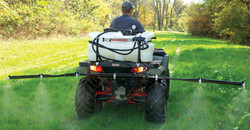 Workhorse 25 Gallon Deluxe ATV 7 Nozzle Sprayer