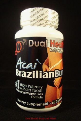 Acai Brazilian Burn Diet Pills