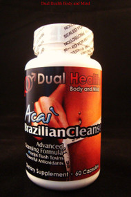 Acai Brazilian Cleanse Diet Pills