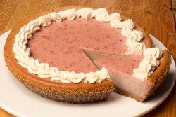 Raspberry Cheesecake (Seasonal)