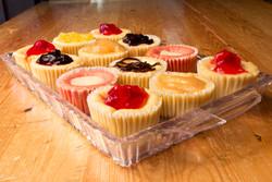 Mini Cheesecake Cupcakes