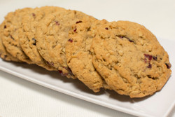 Oatmeal Craisins Cookie