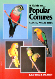 Cover of the book: ABK Popular Conures