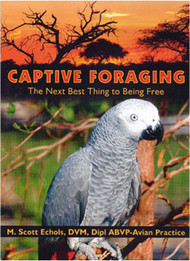 Cover of the book: DVD - Captive Foraging
