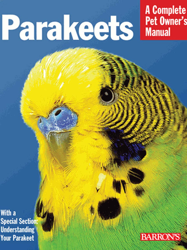Cover of the book: ACPOM - Parakeets (Budgies)