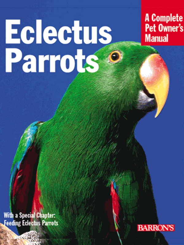 Cover of the book: ACPOM - Eclectus Parrots