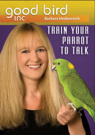 Cover of the book: DVD - Train Your Parrot To Talk