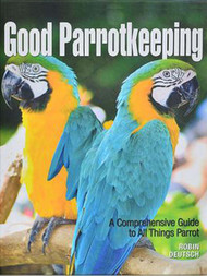 Cover of the book: Good Parrot Keeping